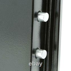 0.50 cu. Ft. Fire Resistant Safe with Dual Combination and Key Lock Security