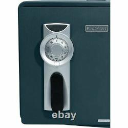 1700 Degree F Fire-resistant/ Waterproof Bolt-Down Combination Safe with Two Keys