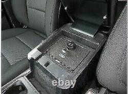 2015-2020 Ford F-150 Combination Lock Console Gun Safe OEM NEW VFL3Z-286202-BA