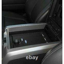 2017-2021 Ford F250, F350, F450 Console Safe with Combination Lock NEW