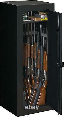 22-Gun Fully Convertible Steel Gun Security Cabinet Locker Storage Rifle Safe