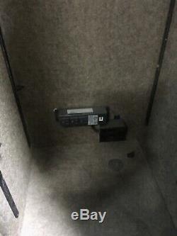 32 long gun rifle fireproof safe electronic lock withbackup key 45 mins fire