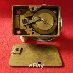 3 Wheel Driver Safe Combination Vault Hall Hhm Mosler Yale Diebold S&g Lock Key