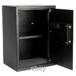 41L Digital Electronic Safe Box Keypad Gun Cash Lock Security Home Office Hotel