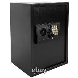 41L Large Digital Electronic Safe Box Keypad Lock Security Home Office Gun Cash