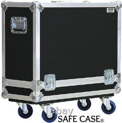 ATA Safe Case Mesa Lone Star Special 1x12 Combo with free 4 locking casters