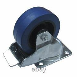 ATA Safe Case for Orange Rocker 32 Combo Amp 4 locking HD casters