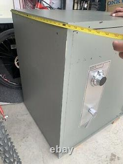 American Security (AMSEC) TL-15 Plate Safe with Sargent and Greenleaf Combo Lock