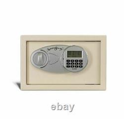 Amsec Home Security Safe, Electronic Lock, compact, 14gauge Solid steel EST813