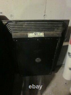 Antique MOSLER SAFE with Combination Lock 48x33x25 P/U Zip 02072 Bank Dispensary