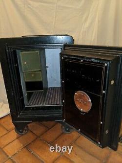 Antique Meilink Floor / Gun Safe