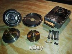 Antique Yale Combination Lock For Safe