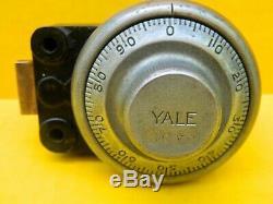 Antique Yale Combination Vault Safe Lock