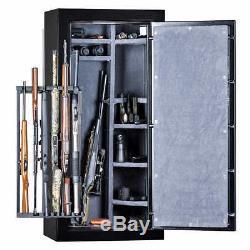 BIGHORN Safe 19.1 CuFt 30 min 59H x 28W x 20D Electronic Lock L@@K