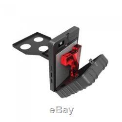 Biometric Gun Safe Handgun Storage Fingerprint Sensor Arms Reach Bedside