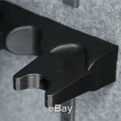 Brand New Stack-On 22-Gun Combination Lock Safe in Matte Black