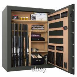 Cannon CS72 Executive 43.8 CuFt Fire Protection Gun Safe