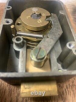 Chubb Combination Lock Mounted Locksmith Training Locksport