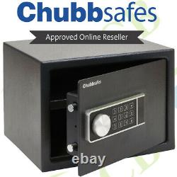 Chubbsafes 15e Electronic Lock Air Safe £1k Cash Rated 16 Litres 11kg Steel Door