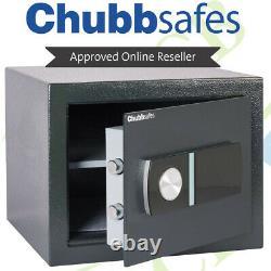 Chubbsafes Alpha Plus Size 2E Electronic Lock Cupboard Safe Cash Rating £3K 22KG