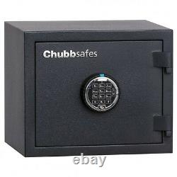 Chubbsafes L26988 Electric Lock Safe Fire & Burglar Resistant For Home & Office
