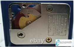 Combination Lock 3 Wheel Factory Mounted Cutaway Locksmith Locksport