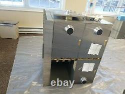 Deibold Nixdorf Combination Lock Vault Bank Gun Cash Safe 4 Door