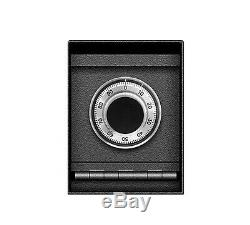Depository Safe Cash Money Under Counter DropBox Vault w combination Lock 8x6x12