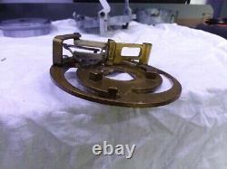 Diebold Key-locking 180-55 Tri-bolt Lock. Locking Bars 6x3/4