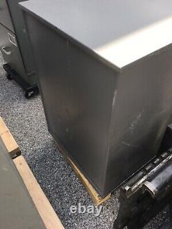 Diebold file safe Storage withX-09 lock heavy steel safe