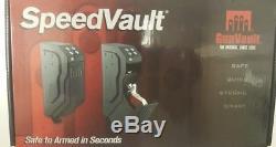 Digital Handgun Safe Speed Vault Gun Vault SV500 Pistol Vault