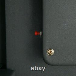 Electric In Wall Hidden Lock Safe Home Digital Security Gun Cash Handgun Jewelry