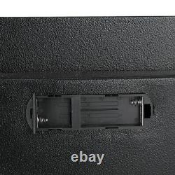 Electronic Code Depository Security Safe Box Keypad Lock Home Office Gun Jewelry