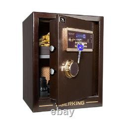 Electronic Deluxe Digital Security Safe Box Keypad Lock Home Office Hotel