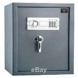 Electronic Fireproof Water Resistant Lock Box Envelope, Document. Cash, Gun Safe