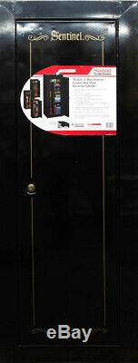 Epoxy Paint Gun Cabinet Safe Vault Storage Security Guns Rifles Shotgun Locker