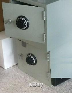 Ex Military NavySargent & Greenleaf S&G 8500 Dial Home Office Combination Safe