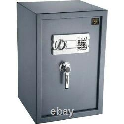 FREE SHIPPING Large Home Office Sentry Safe Electronic Lock Box Security Steel