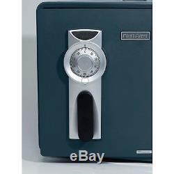 Fire Proof Safe Big Storage combination Lock Box Jewelry Home Security Gun Cash