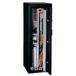 Fire-Resistant Safe 10-Gun Case FireProof Shotgun Firearm with Combination Lock