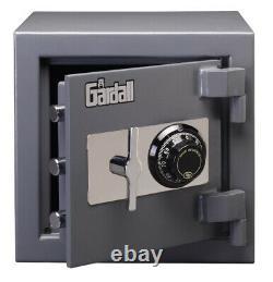 Gardall LC1414 Light Duty Compact Safe, 0.8 cu ft, Combo Lock