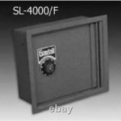 Gardall SL4000 Wall Safe, Combo Lock