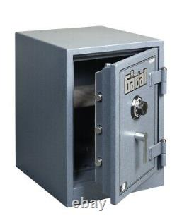 Gardall UL Rated 2 Hour Fire Safe 1818-2, Gray, Combo Lock