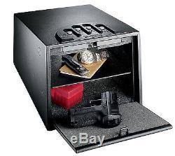 GunVault GV2000S Standard Handgun Safe Steel Portable Pistol Box Free Shipping