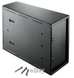 GunVault GVB1000 Biometric Handgun Safe Steel Portable Pistol Box Free Shipping