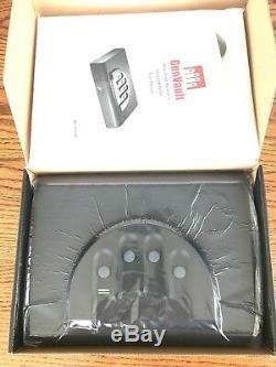 GunVault MVB500 MicroVault Biometric Fingerprint Personal and Handgun Safe