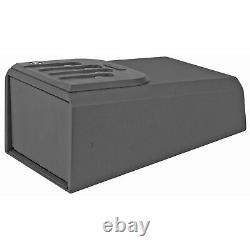 GunVault MiniVault Instant Access Safe, Backlit NoEyes Keypad (GV1050-19-STD)