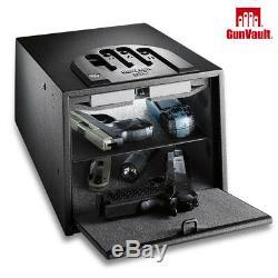 GunVault MultiVault Safe- BIOMETRIC