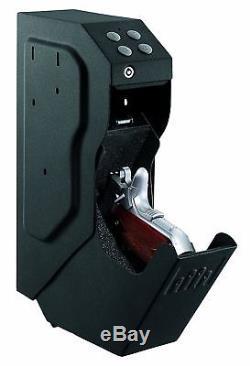 GunVault SV500 SpeedVault Handgun Safe Pistol Box Secure Concealed Gun #3 (3000)