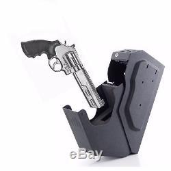 GunVault SV500 SpeedVault Handgun Safe Pistol Box Secure Concealed Gun Quick #2